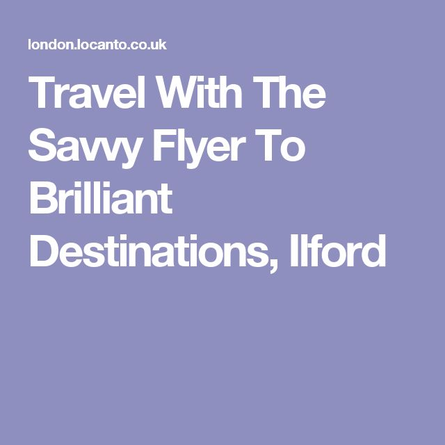 Have an amazing experience with The Savvy Flyer being responsible for your travel management.