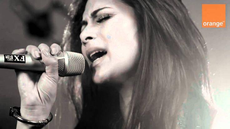 Nicole Scherzinger - Stickwitu (Pussycat Dolls) - Acoustic for Orange