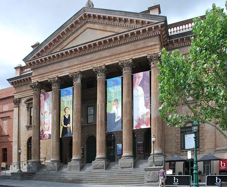 Bendigo Capital Theatre