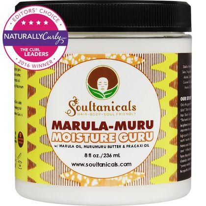 Natural Hair Care, Natural Beauty Products, Natural Skin Care- Soultanicals- Marula-Muru Moisture Guru