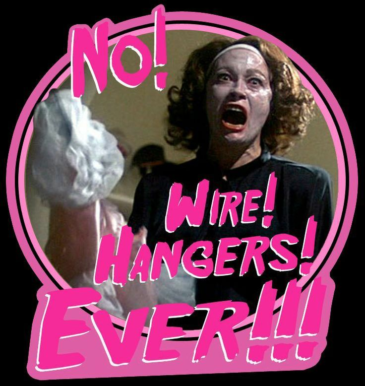 Wire Hanger Ideas