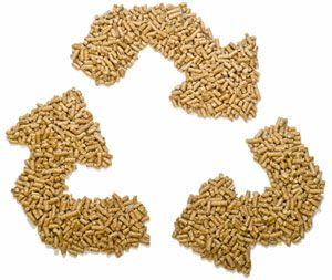 wood pellets or biomass pellets, special design