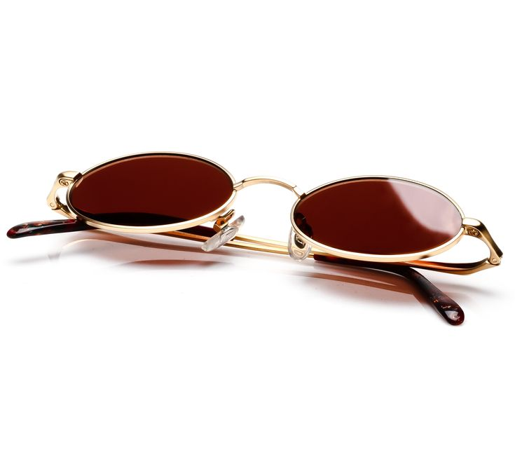 Paolo Gucci 7454 21k Gold Plated (Brown)