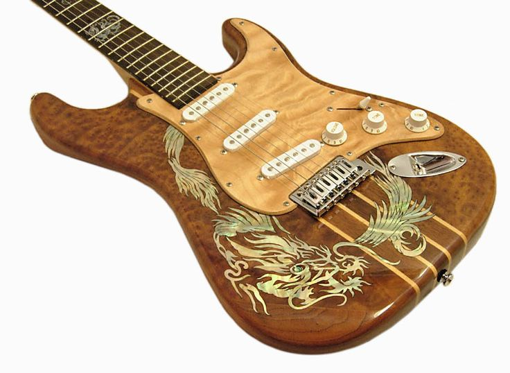 17 best handmade guitars images on pinterest electric guitars bass and instruments. Black Bedroom Furniture Sets. Home Design Ideas
