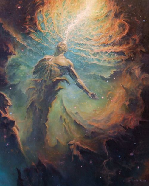 Nebulosa Man artist?: