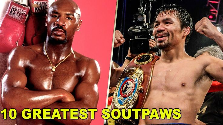 Top 10 Greatest Southpaws In Boxing History