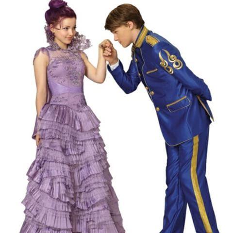 Cuántos aman ésta pareja? <3 #descendants2 #DisneyDescendientes #Decendants