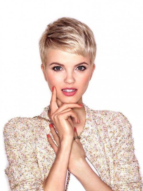 Very Short Hairstyles Ideas - Women Haircut
