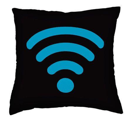 Almofada Criativa Wi-Fi