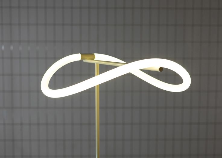 Levity: Flexible LED Lighting Collection by Studio Truly Truly.