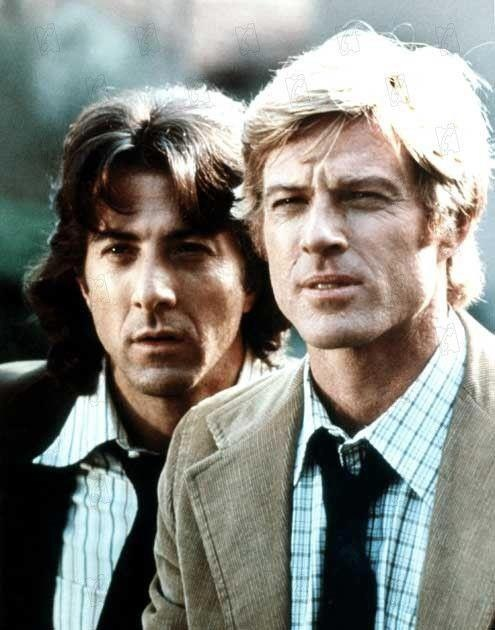 Dustin Hofman - Robert Redford