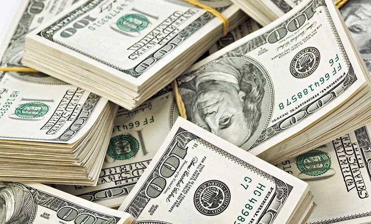 Dólar se vende en 17.15 pesos en bancos