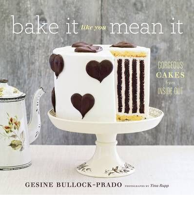 Bake it Like you Mean it is Packed with unique and delicious cakes that are beautiful on the outside, and quite often on the inside!