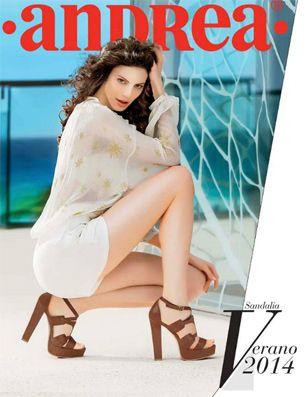 catalogo zapatos andrea verano 2014 sandalias