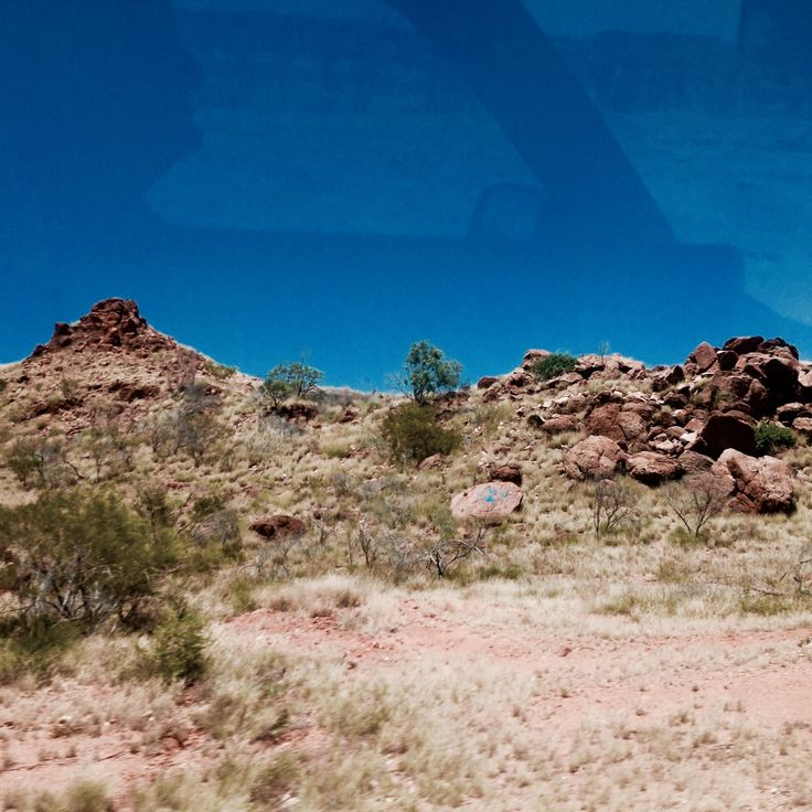 #outback in #centralQld #redrocks #hills #widespaces