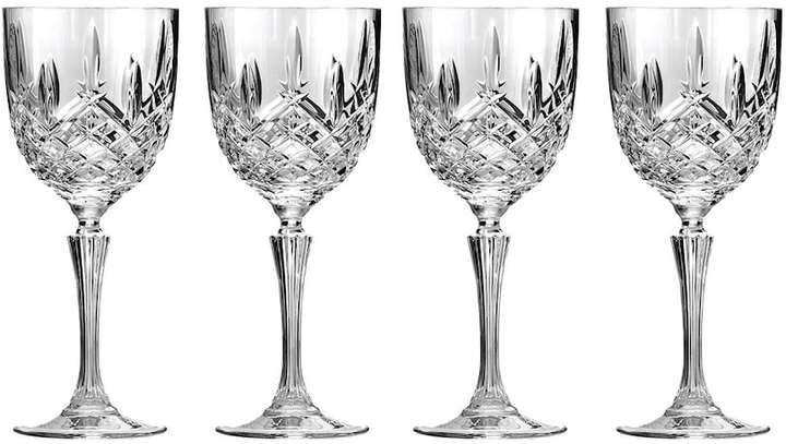 Marquis by Waterford Markham 4-pc. Crystal White Wine Glass Set