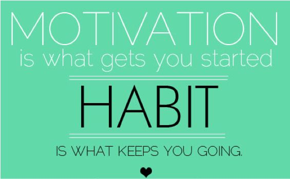 How long does it take to form a healthy habit? Research shows that ...