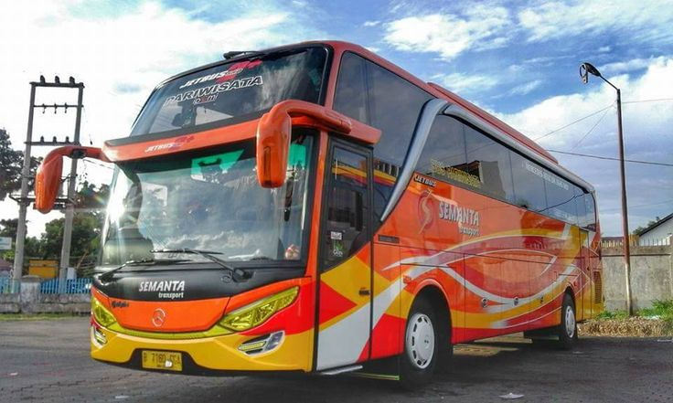 Bus Semanta Pariwisata 085817376070