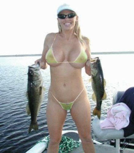 Want to go fishing?