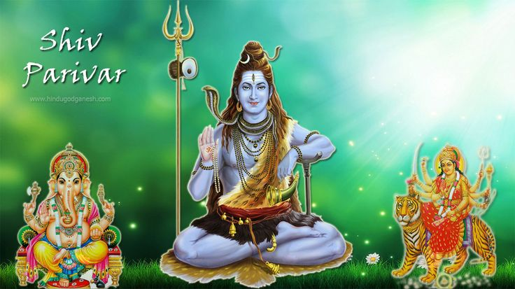 Free download Shiv Parivar HD Wallpaper & photo from our collection of lord shiva wallpaper gallery from desktop, laptop, tablet and mobile screen.