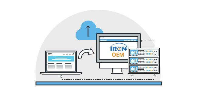 OEM System Integration,OEM Manufacturing Services    IRON has decades of experience in high-tech enterprise computing, storage subsystems and embedded OEM system services. IRON helps ISVs, OEMs and Service Providers to help solve some of the most complex product and supply chain challenges.