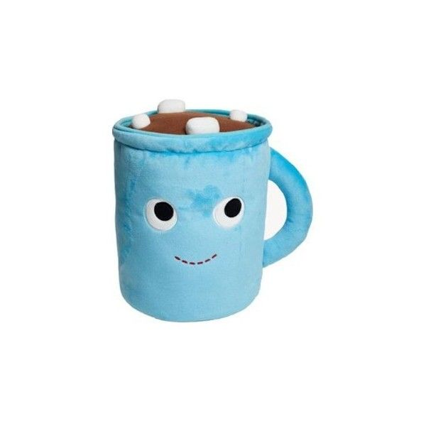 "Amazon.com: Yummy World Coco Hot Chocolate 10"" Designer Plush: Toys &... ($100) ❤ liked on Polyvore"