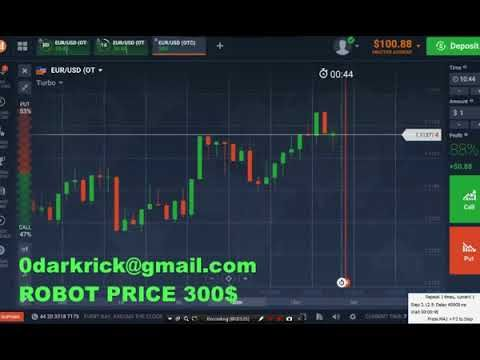 best auto pilot iq option robot software that make you win all time