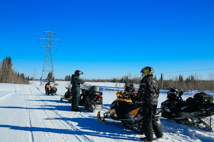 Looking for BIG fun on the trails this season? Check out the top five loops as voted by snowmobilers!