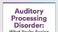 Audio Processing Issues in Children | Auditory Processing Disorder - Understood