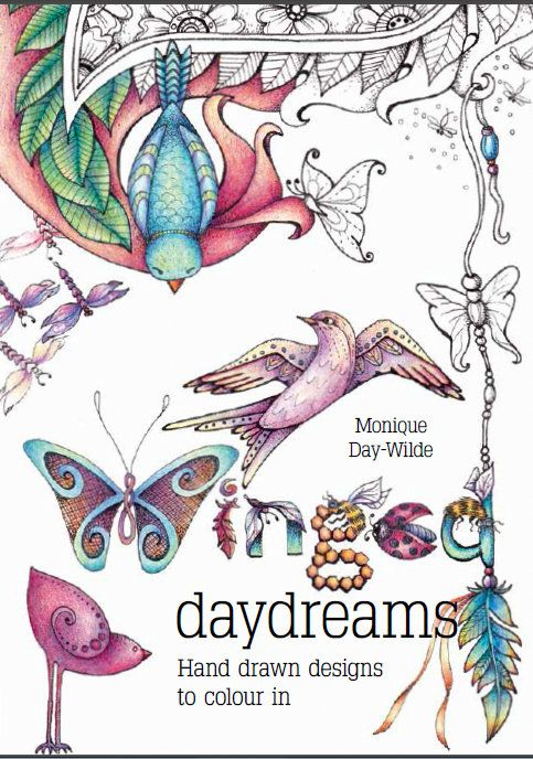 Winged Daydreams by Monique Day-Wilde, published by Metz Press