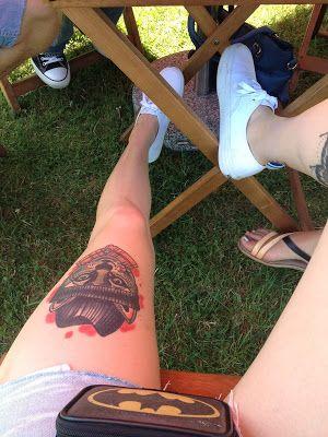 Gdzie mnie buty poniosą! #shoesontour #ink #inked #tattoo #batman #vans