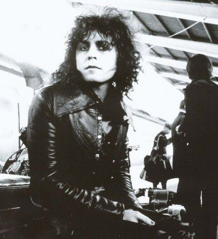 Marc Bolan of T. Rex
