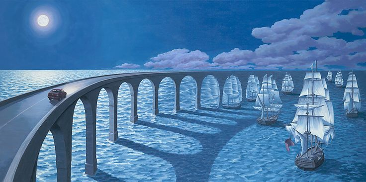 Toward the Horizon by Rob Gonsalves. For more information or to order, call us at 301.881.5977. Email us at info@huckeberryfineart.com or visit our website at www.huckleberryfineart.com