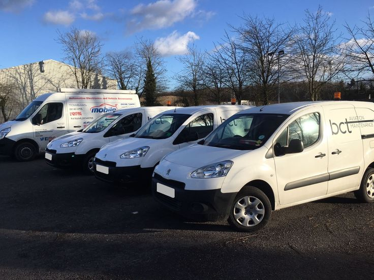 20 best beacons and light bars images on pinterest airport spec beacons installed onto a fleet of vans derby east midlands aloadofball Images