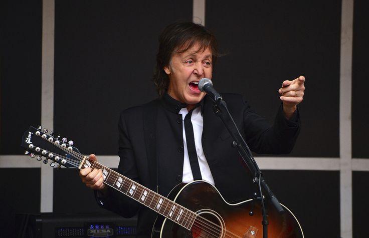 Paul McCartney, Kanye West Top Billboard's 'Hot Tours' Tally