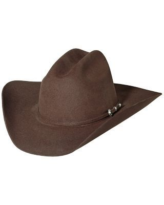 Rodeo King® 5X Pro Rodeo Chocolate Felt Cowboy Hat