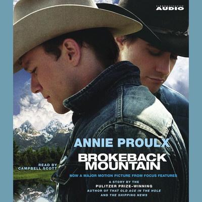 ANNIE PROULX MOUNTAIN BROKEBACK