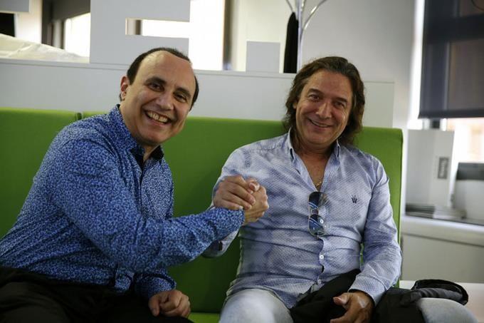 Michel Camilo y Tomatito se ponen románticos en su tercer CD