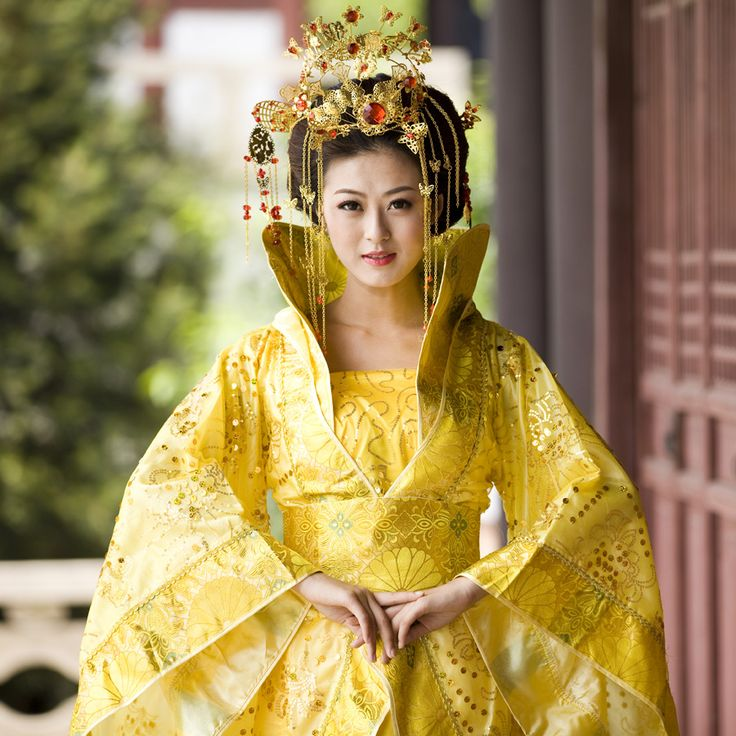 queen of the tang dynasty, fairy train hanfu