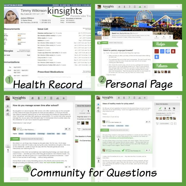 Personal Health: Could You Use An Online Health Record Keeper For Kids