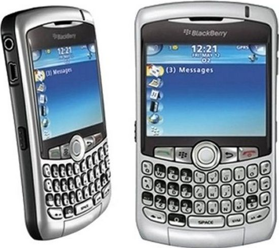 BlackBerry Curve 8310 - White (AT&T) Smartphone. Unlocked. - For Sale