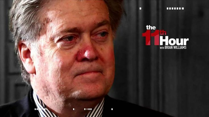 The New York Times reports Steve Bannon threatened to quit after he was removed from the National Security Council. MSNBC's Brian Williams talks to Michael Steele, Jeremy Bash, & Eli Stokols.