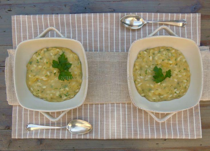 minestra di patate e prezzemolo 011