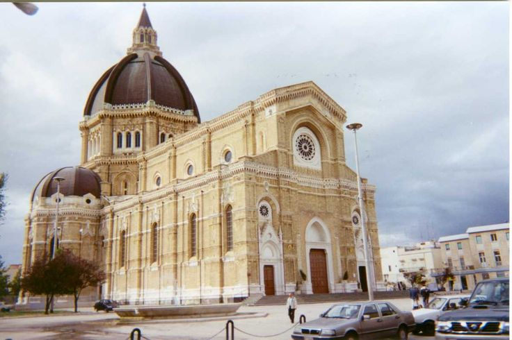 Foggia Italy Towns | The Cathedral of Foggia