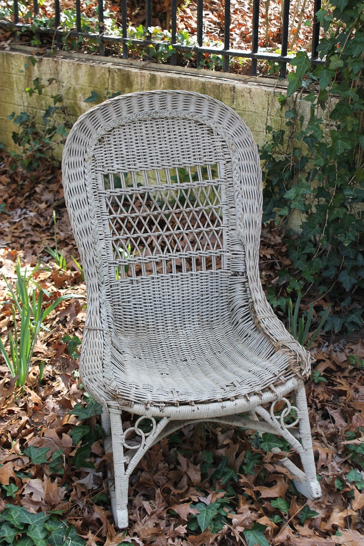 Antique Wicker Rocking Chair Woodworking Projects Amp Plans