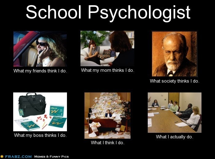 what is it like to be a psychologist