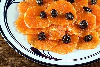 Receita de Laranjas Marroquinas. Saiba os ingredientes e o passo a passo para fazer bem fácil.