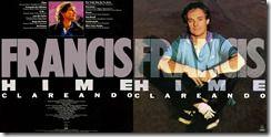 Vinil Campina: Francis Hime - 1985 - Clareando