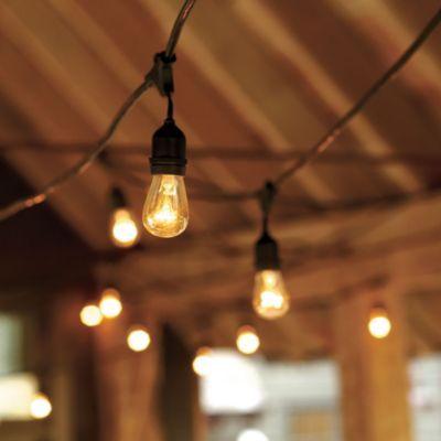 Vintage String Lights  | European-Inspired Home Decor | Ballard Designs