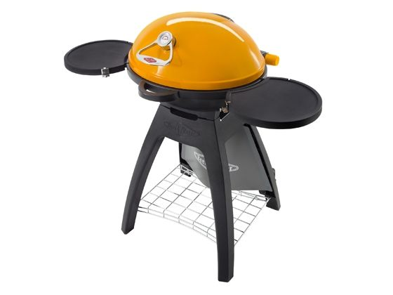 Bugg gas barbeque - a perfectly controls and transportable mini barbeque.  Get your garden kitted out and ready for summer with our outdoor living range. We take a look at some of our favourite products to inspire in our latest blog post...  #outdoor #living #garden #decor #bbq #summer #lifestyle